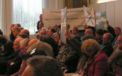 Video-film Md-Haarlem toont vele tegenstand van overbodige Duinpolderweg