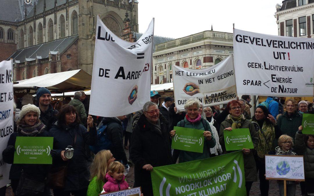 Noodklok voor het Klimaat