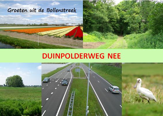 Na 9 jaar actievoeren:  succes Duinpolderweg