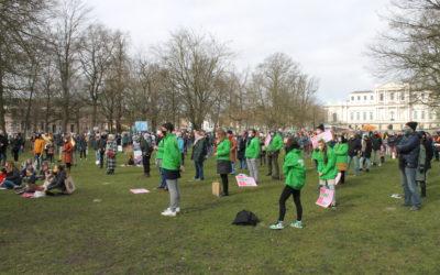 Klimaatalarm in Haarlemmerhout doet oproep aan politiek